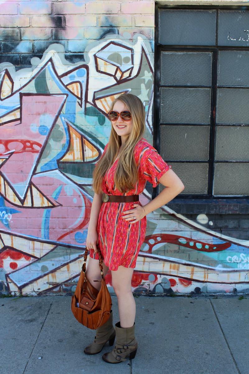 Jaime Dress by Myne