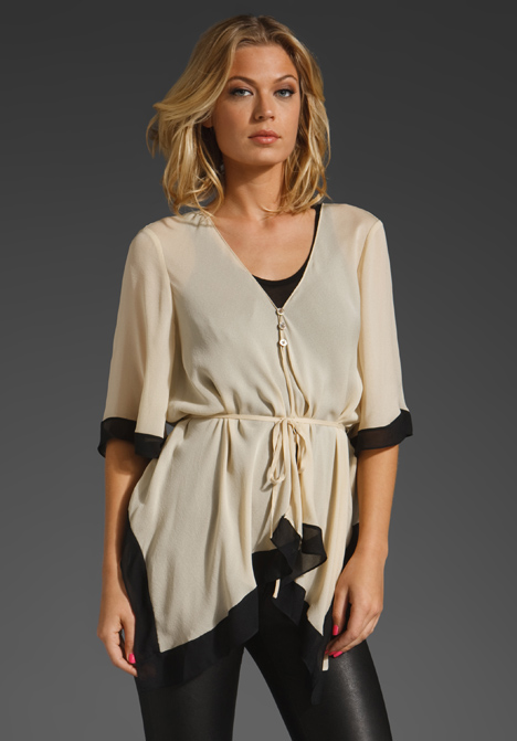 New Adeline Blouse by Elizabeth and James