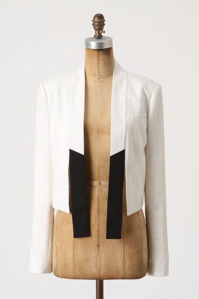 Leighton Tuxedo Jacket by Leifsdottir