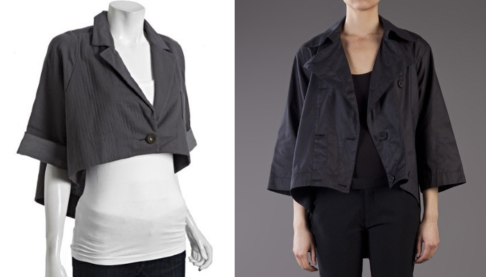 Asymmetrical Jackets