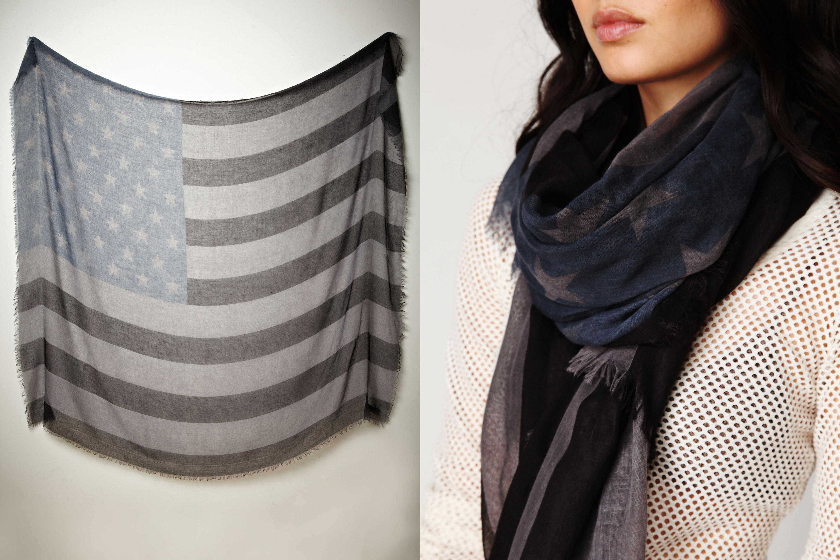 Tattered Flag Scarf from Free People
