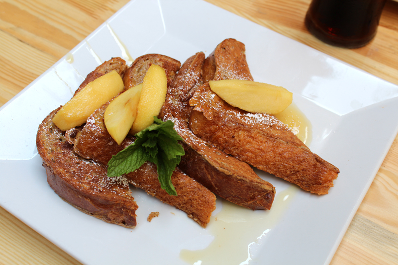 French Toast at Ulysses Folk House