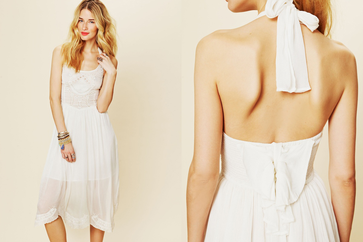 Captured Sunshine Dress from Free People