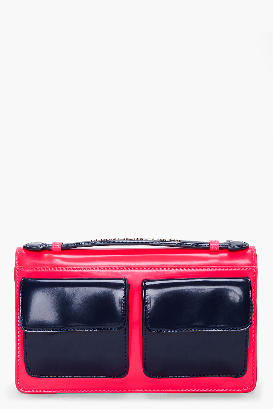Pink Back Pocket Clutch from Marc by Marc Jacobs