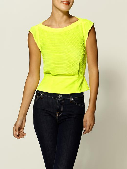 Yearbook Top by Nanette Lepore