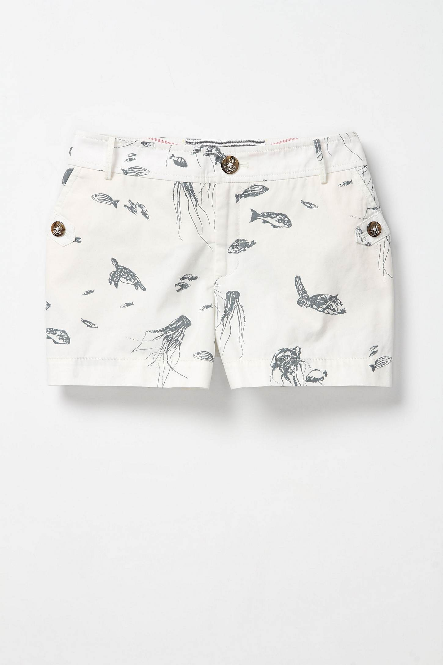Sea Nettle Shorts by Daughters of the Liberation