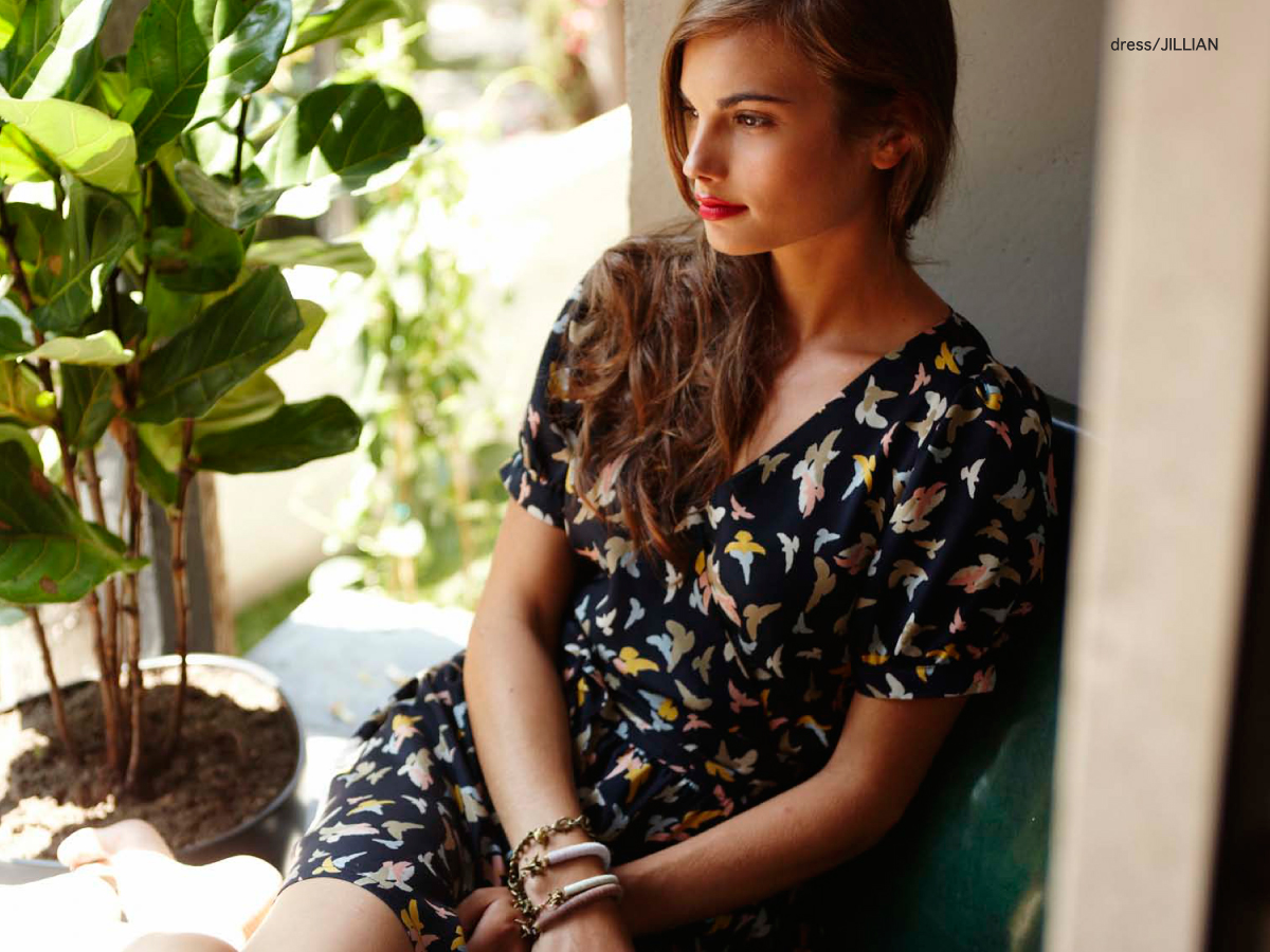 Jillian Dress by Myne