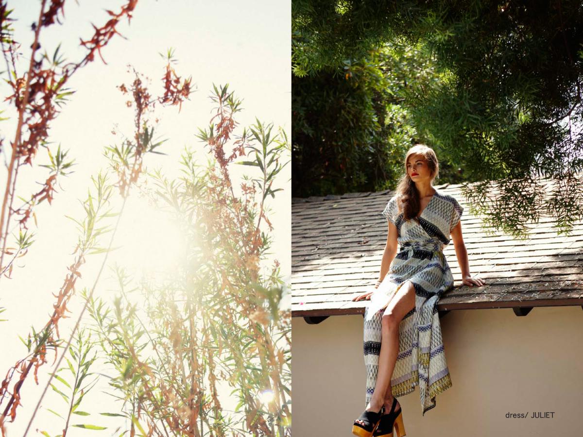 Juliet dress by Myne