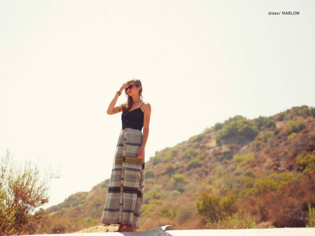 Marlow dress by Myne