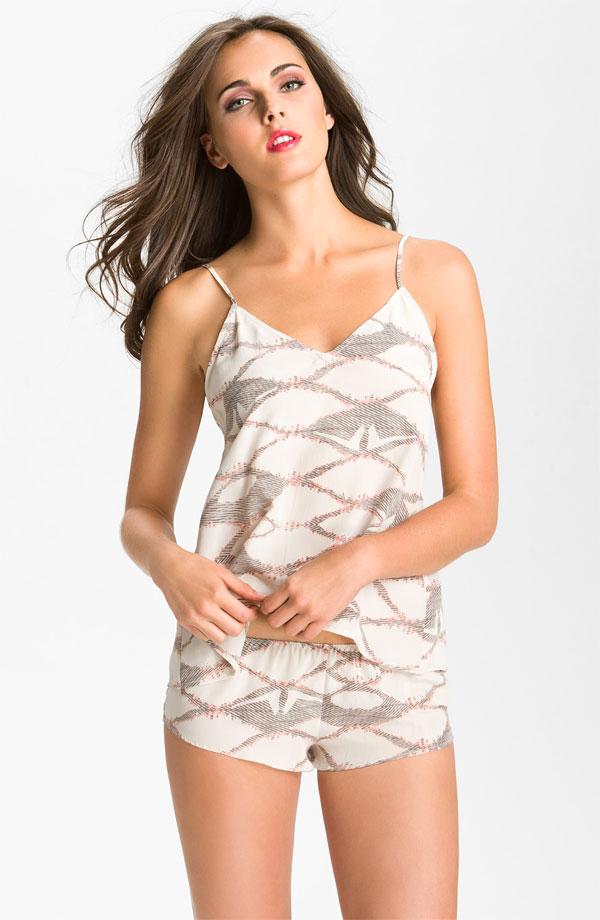 La Fee Verte 'Labyrinth' Pajamas from Nordstrom