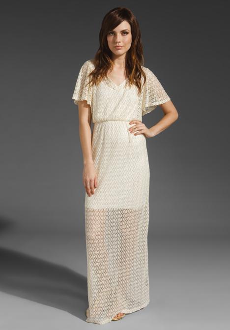 Brandice Sweater Dress by A+RO