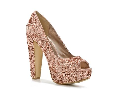 Alice Sequin Pump from DSW