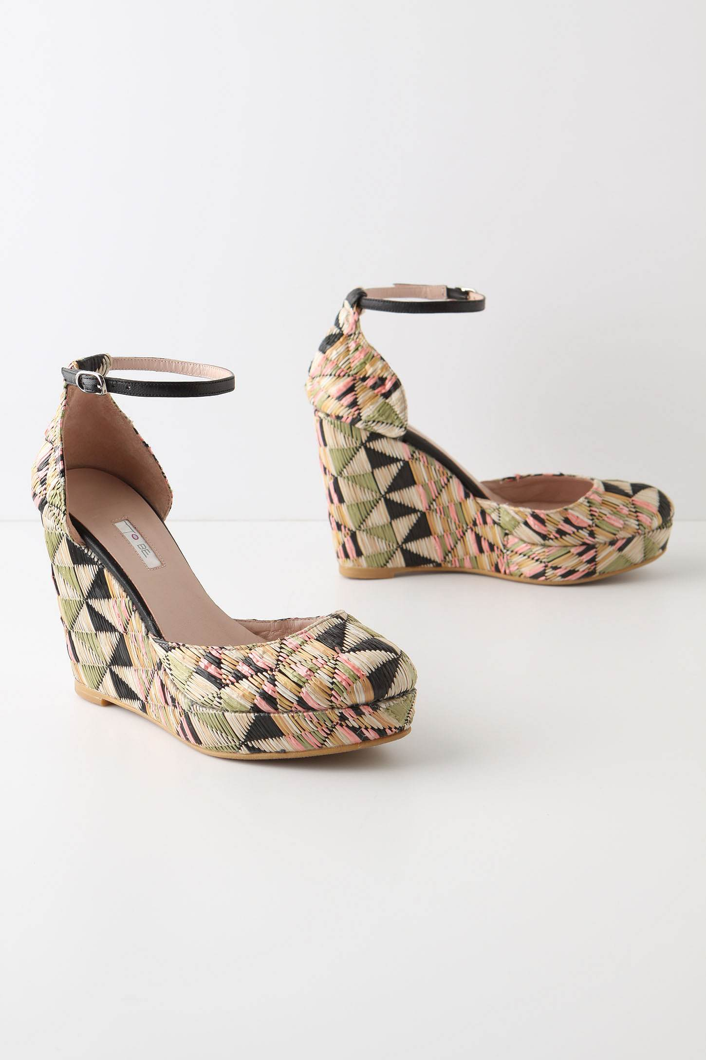 Trianon Wedges by To Be