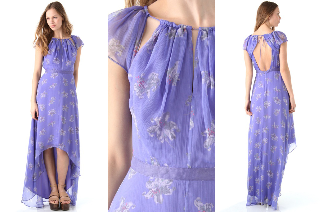 Floral Sandy Dress by Elizabeth and James