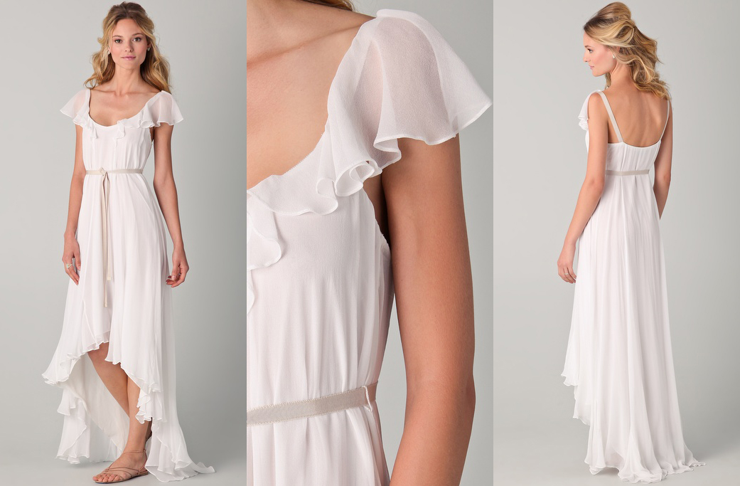 Marissa Dress by Elizabeth and James