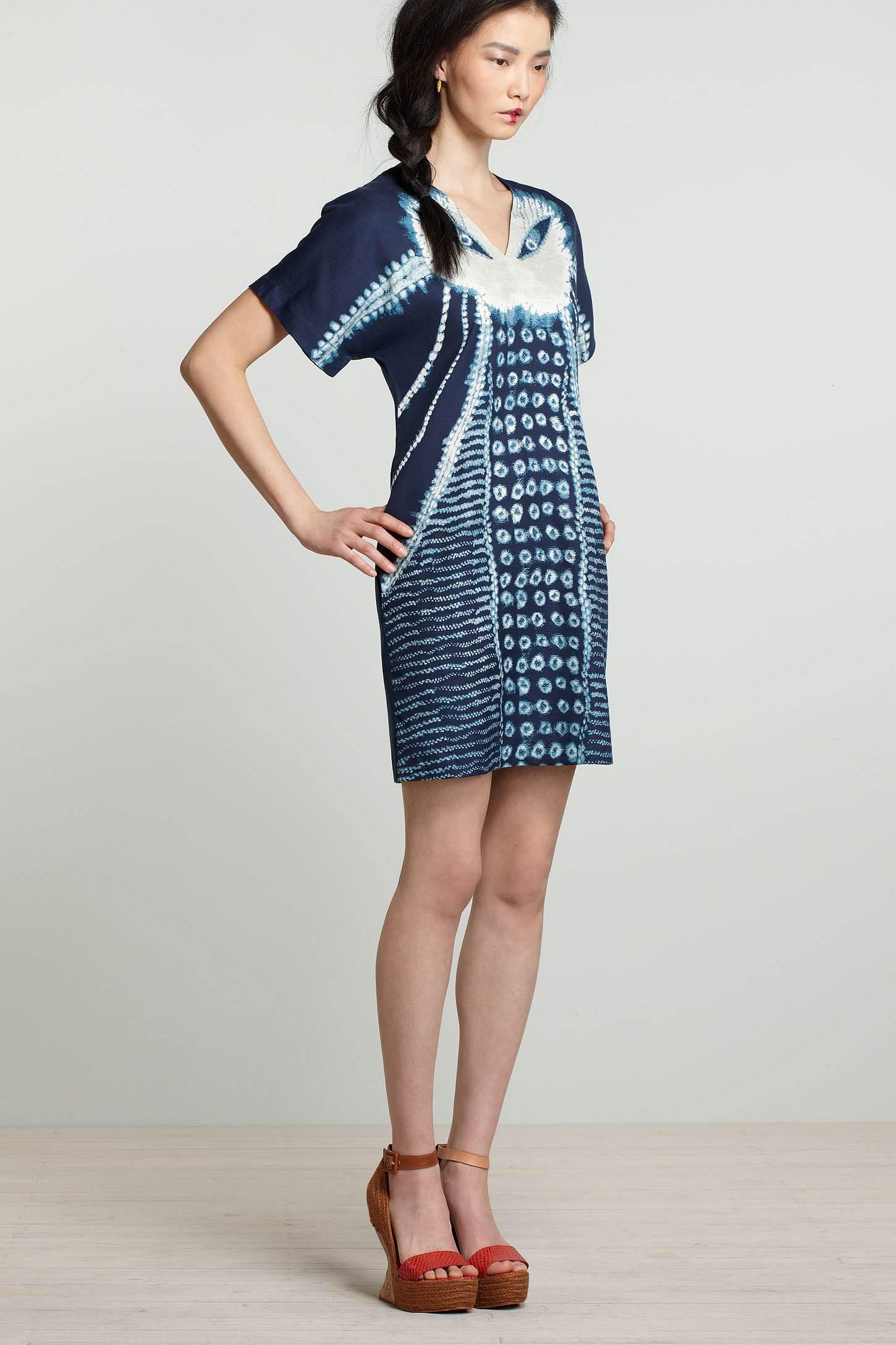 Falconry Dress by Charlotte Linton
