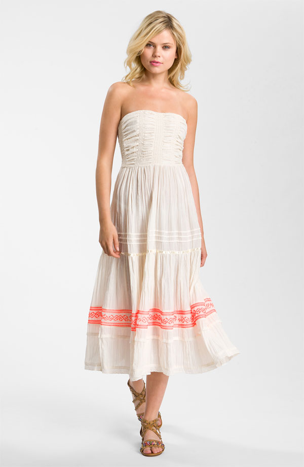 Free People 'Festival' Peasant Dress