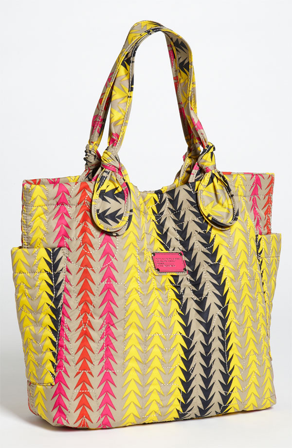 'Pretty Nylon - Medium Tate' Tote from Marc by Marc Jacobs