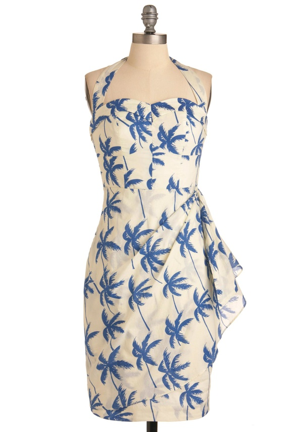 Palm of Your Hand Dress from ModCloth
