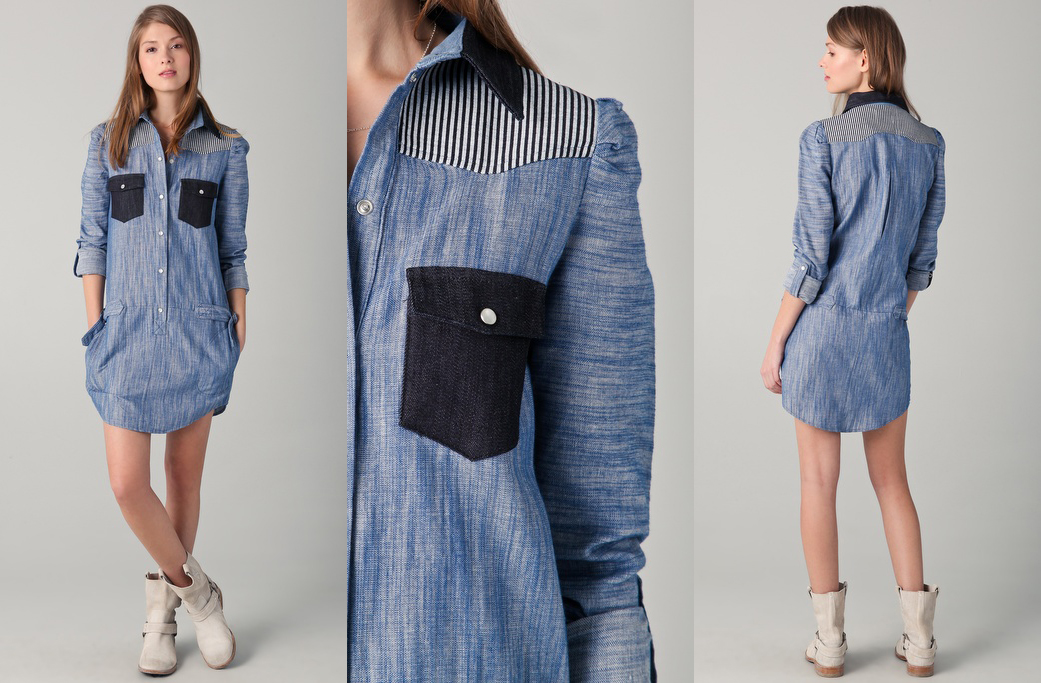 Shirtdress by Pencey