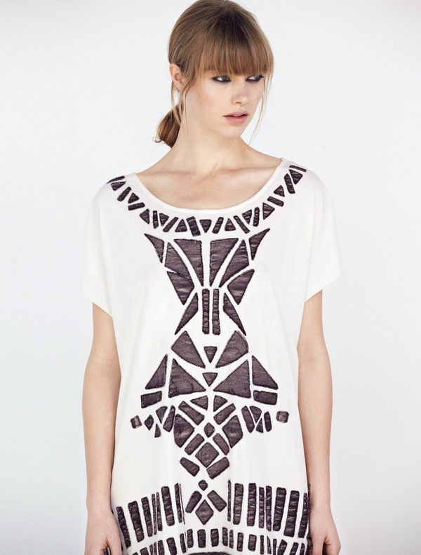 Pipali Tee Dress by AllSaints Spitalfields