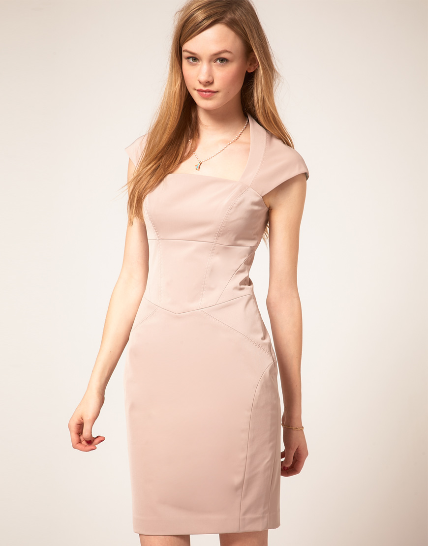 Tailored dress by Ted Baker