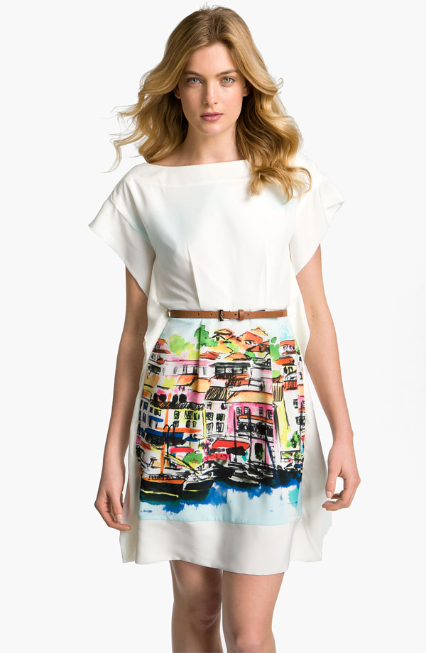 City Scene Dress by Vince Camuto