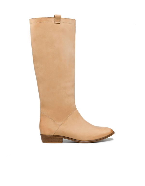 Riding Boot by Zara