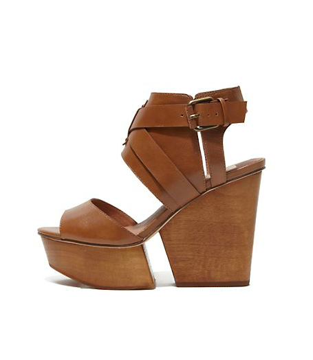 Magg Cutout Platforms by Dolce Vita