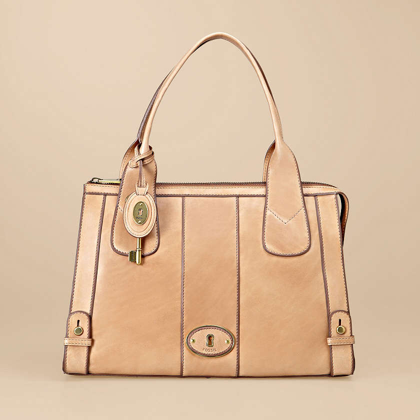 Vintage Re-Issue Satchel by Fossil