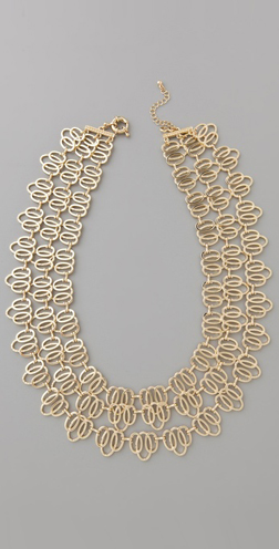 Lacet Necklace by Juliet & Company