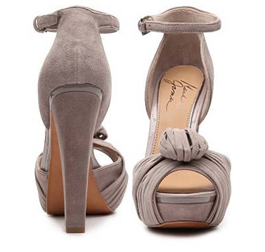Flirty Sandals by Mark and James
