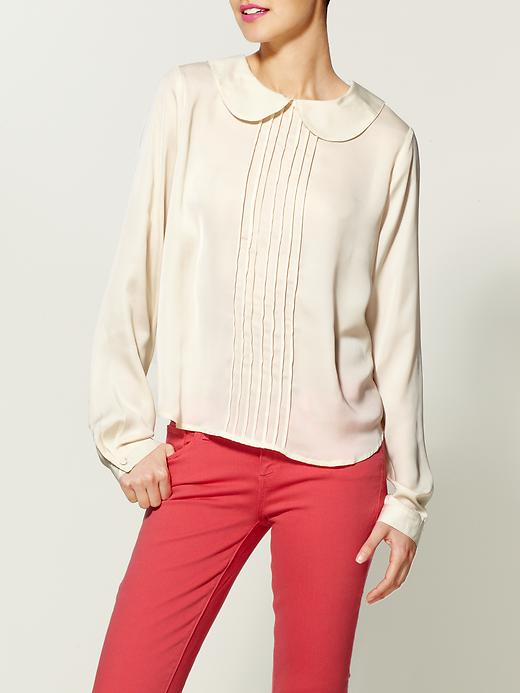 Peter Pan Blouse by Pim + Larkin