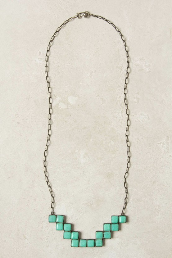 Tuile Necklace by Jane Diaz