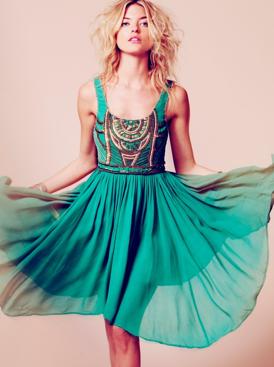 So Modern Love Dress from Free People