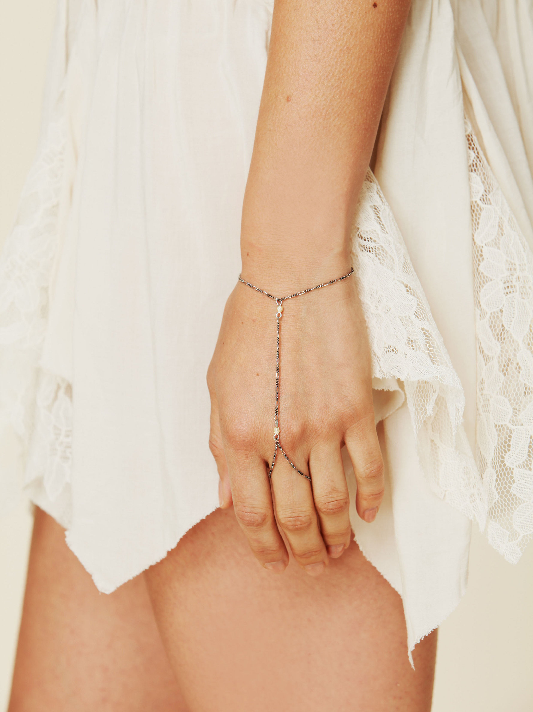 Vintage Pearl Handpiece from Free People