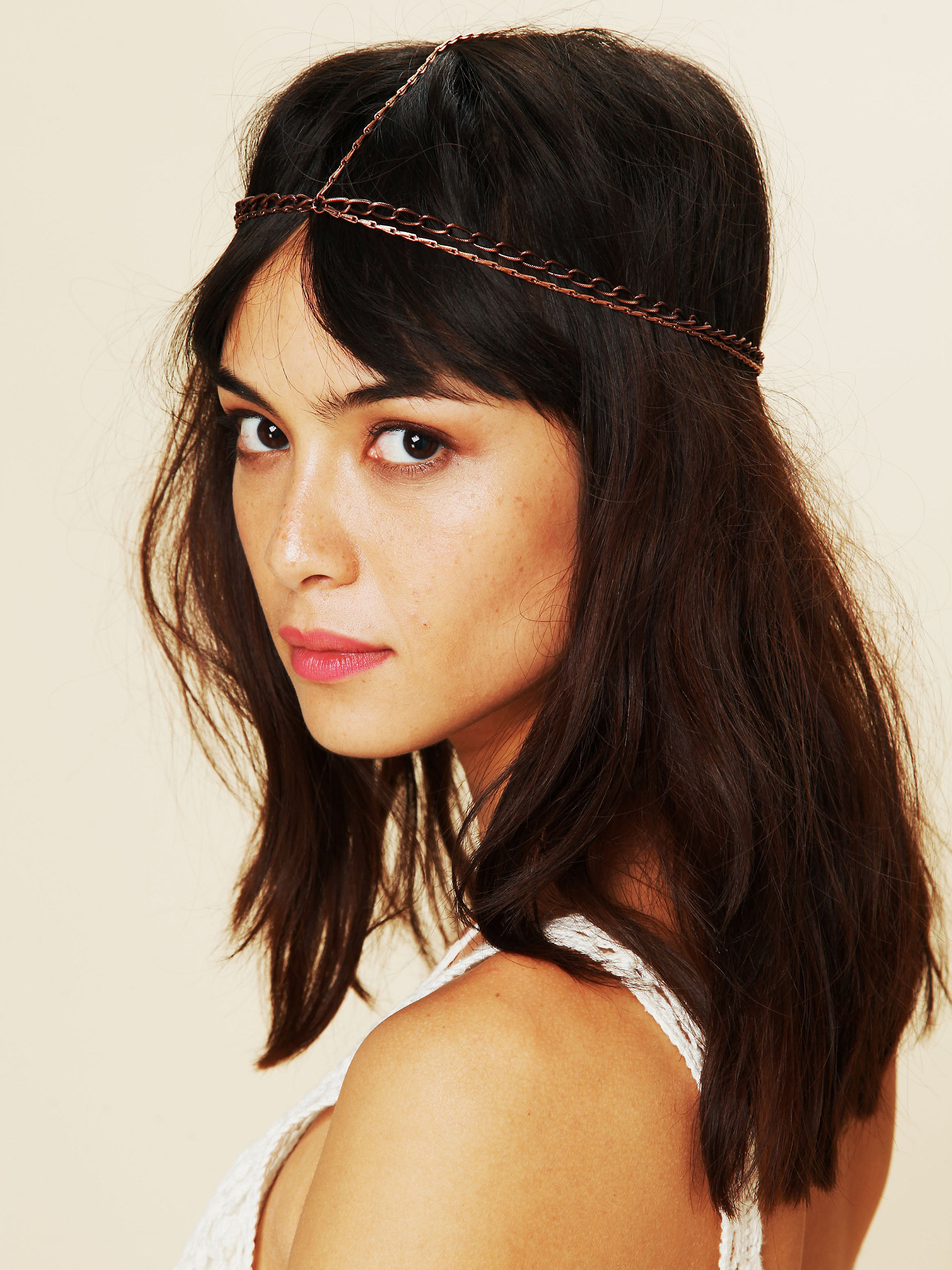 Double Rose Headpiece from Free People