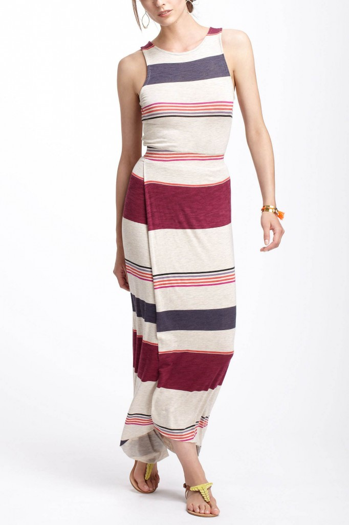 Sweeping Stripes Maxi by Dolan
