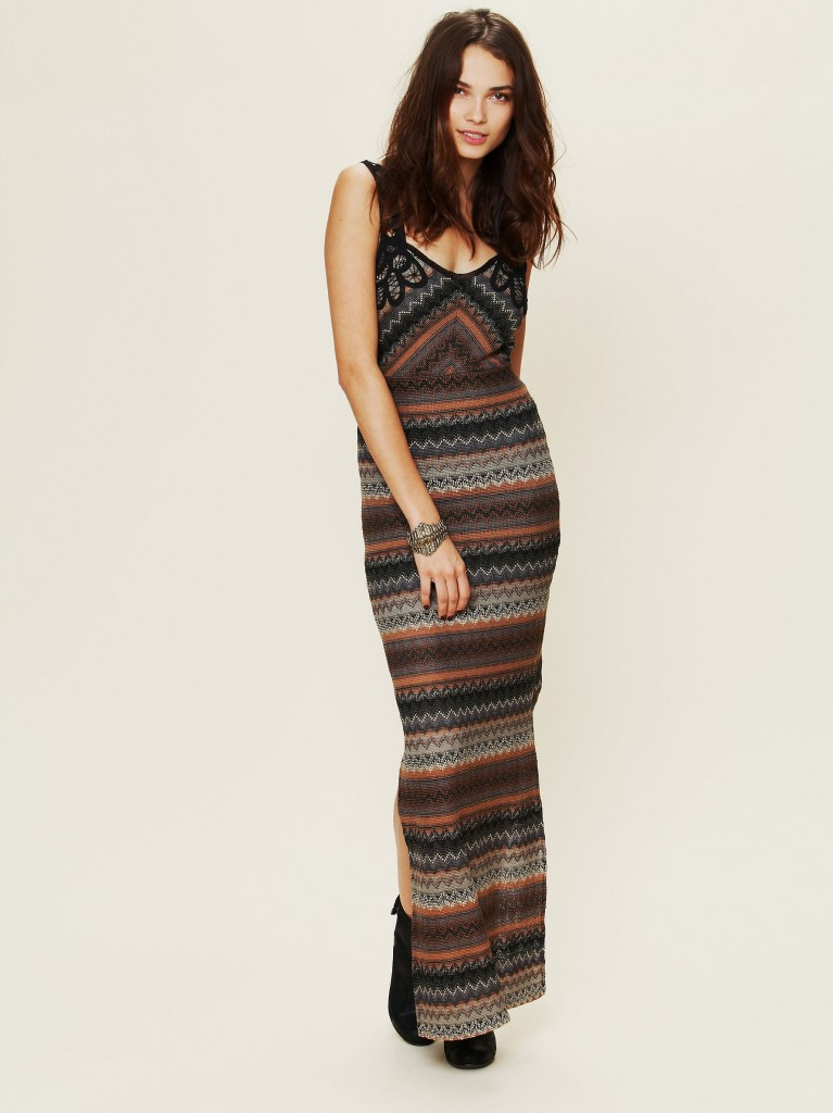 Hold Tight Maxi by Free People
