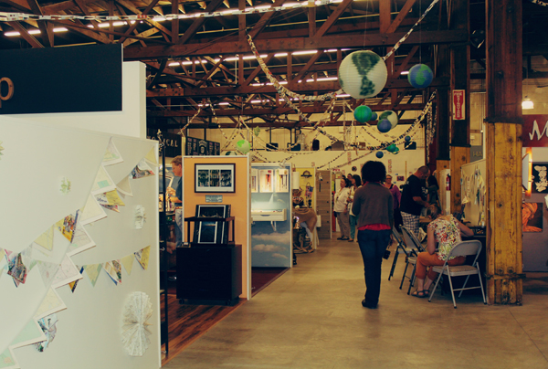 Crafted's Etsy Party