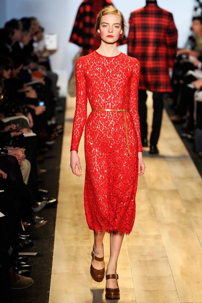 Lace Dress by Michael Kors