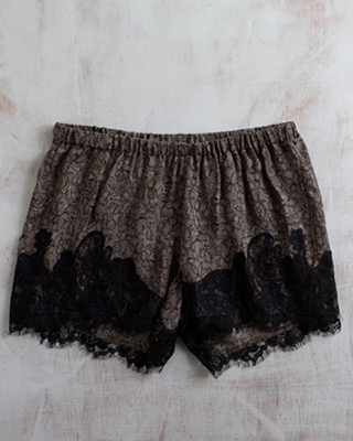 Silk Lace Short by Gold Hawk