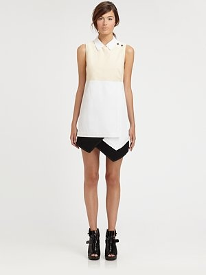 Heavy Shirtdress by Proenza Schouler