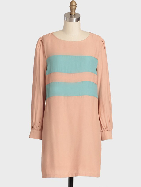 Haven Beauty Striped Dress from Ruche