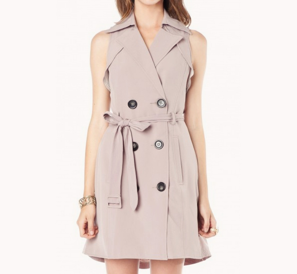 Emery Trench Dress by Ark & Co.