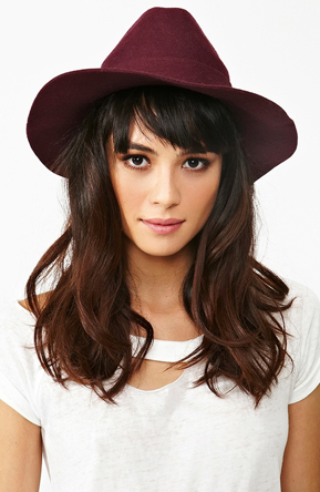 Stevie Wool Hat by Nasty Gal