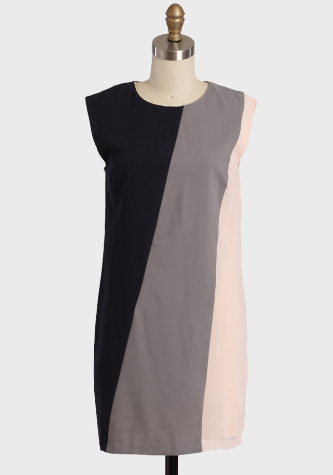 Mod Perfection Shift Dress from Ruche