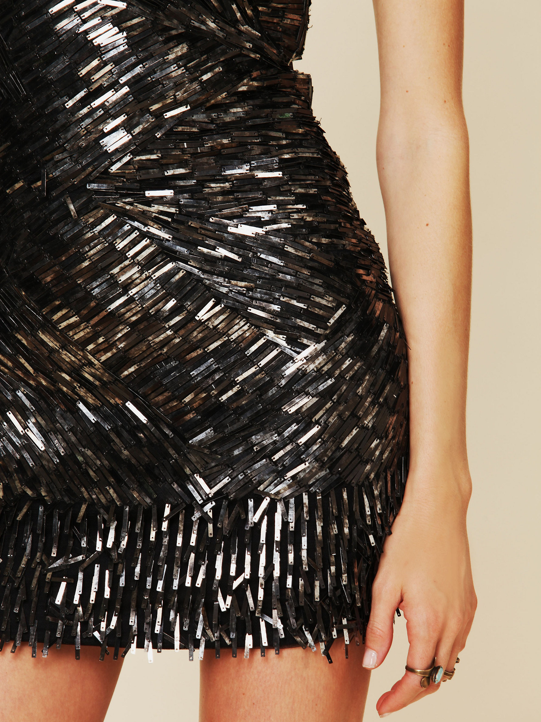 Starry Eyed Sequins Dress from Free People Boutique