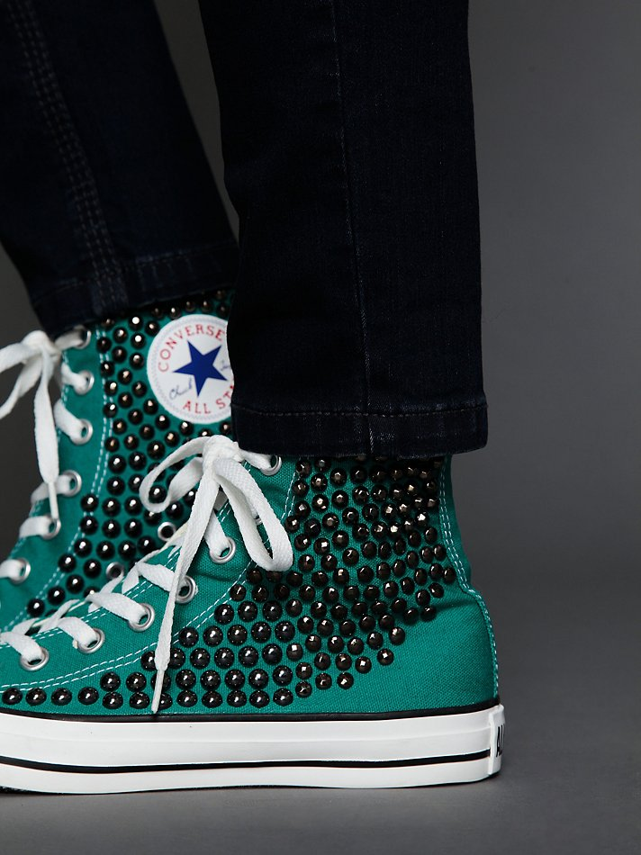Tommy Studded Chucks by Converse All Star