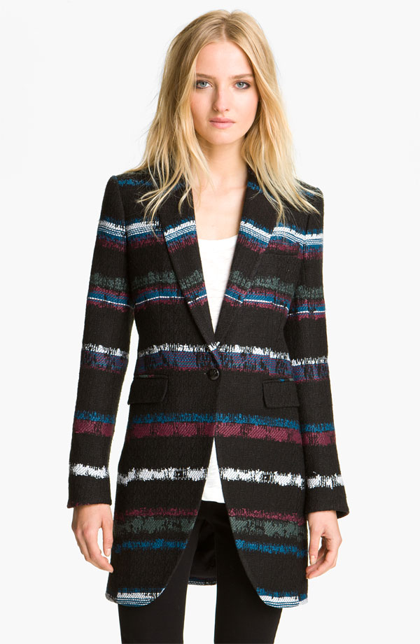 Single Button Coat by Rag & Bone